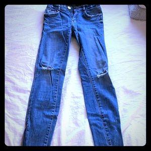 Zara lady's jeans
